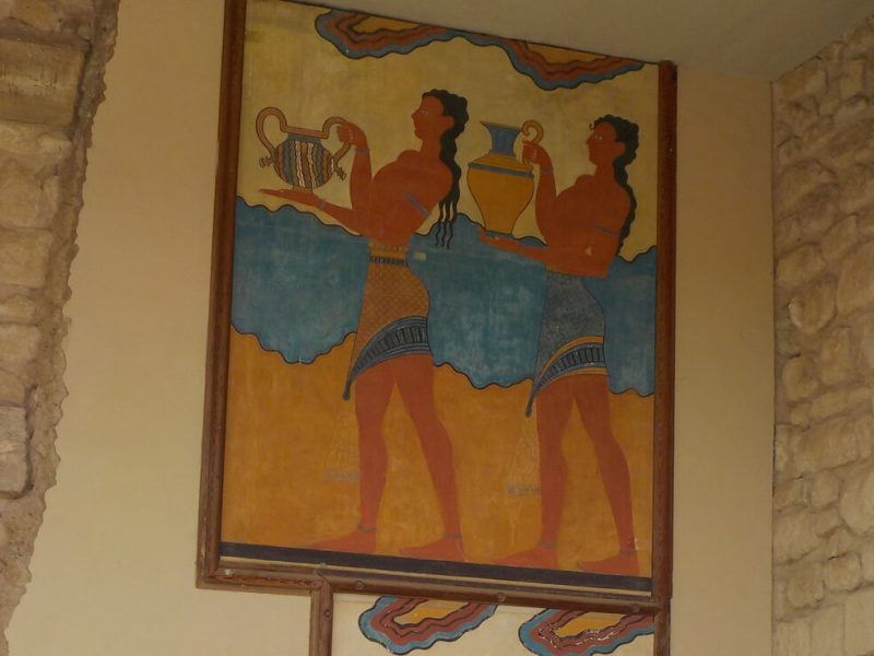 Knossos and Lassithi Plateau