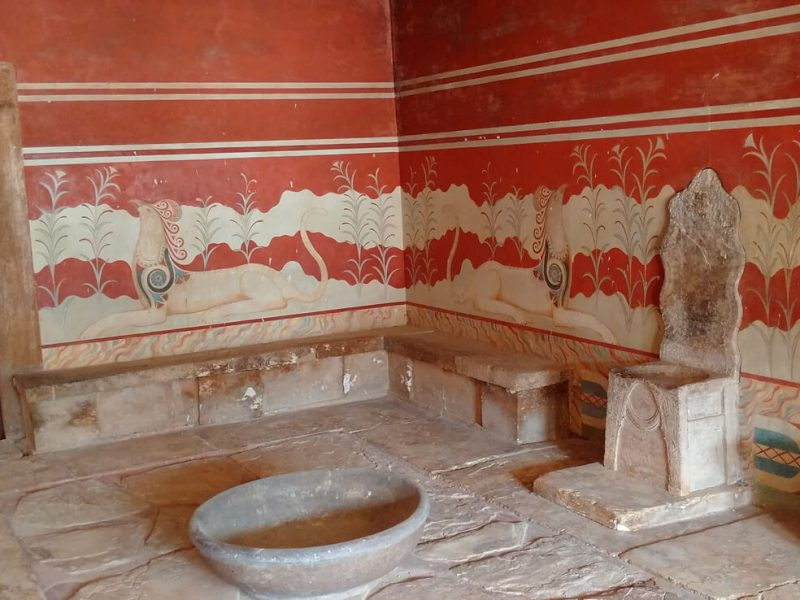 Knossos Vathypetro and Archanes
