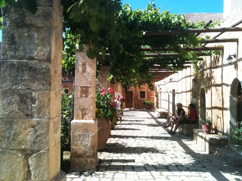 Religious Tours – Monasteries of Crete