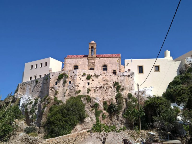 Chania Elafonisi and Chrysoskalitissa Monastery