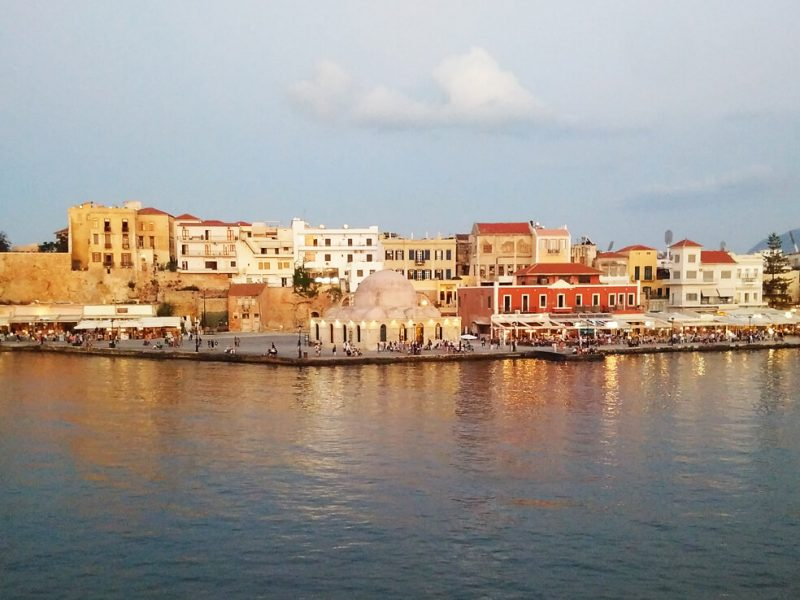 Chania  – Vamos – Georioupoli