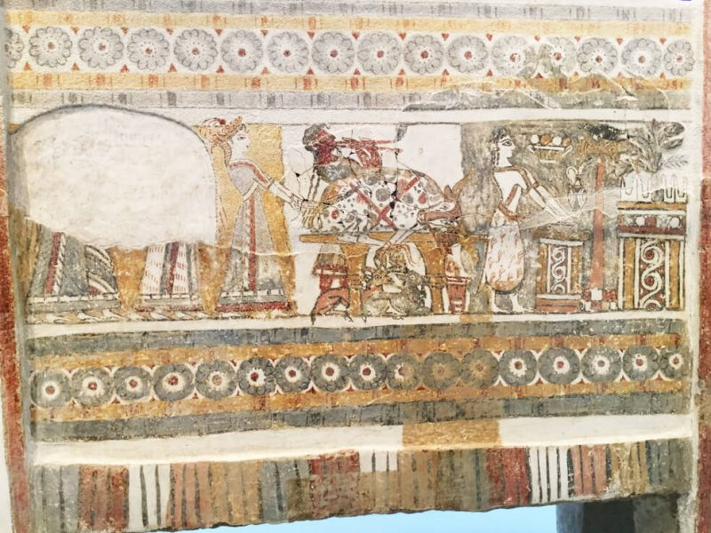 Death cult in Minoan Crete – Archaeological Round Trip