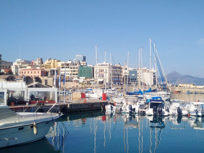 Heraklion Food & Walking Tour
