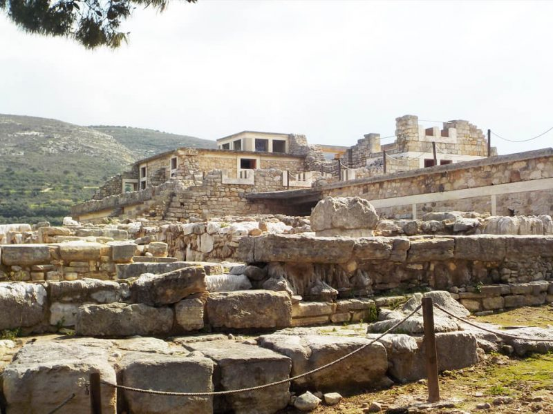 Knossos – Archaeological Study Session